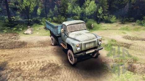 GAZ-52 für Spin Tires