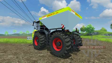 Tank CLAAS Xerion 3800 ST für Farming Simulator 2013