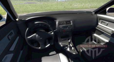 Toyota Chaser für BeamNG Drive
