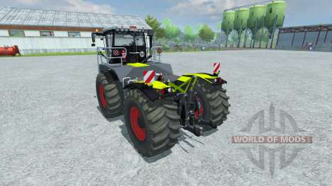 CLAAS Xerion 3800 Saddle Trac pour Farming Simulator 2013