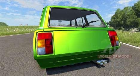 VAZ-2104 Drift für BeamNG Drive
