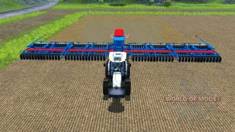 Lemken 24 pro QZ pour Farming Simulator 2013