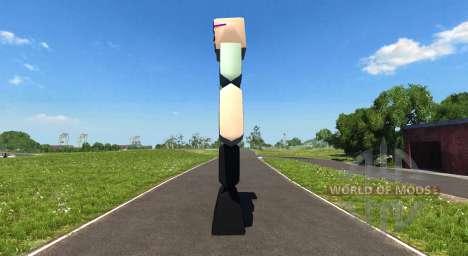 DSC Giant Ragdoll pour BeamNG Drive