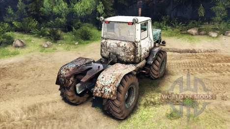T-150K v2 für Spin Tires