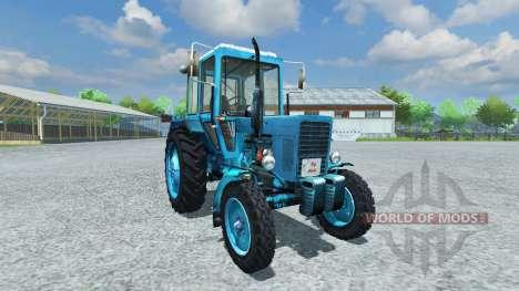 MTZ-80 Biélorusse pour Farming Simulator 2013