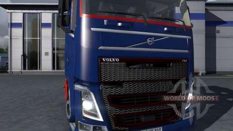 Volvo FH16 Tucker Tuned pour Euro Truck Simulator 2