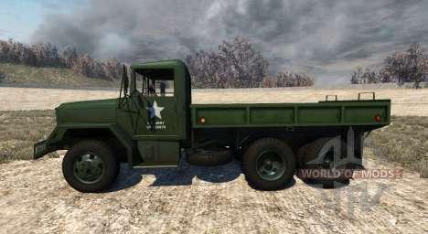 AM General M35A2 1955 für BeamNG Drive
