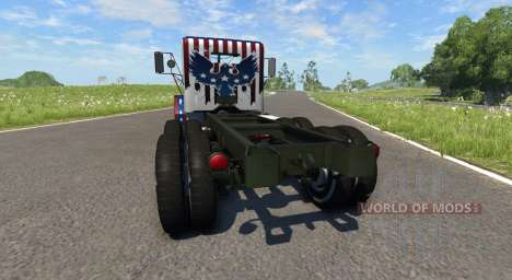 AM General M35A2 Racing für BeamNG Drive