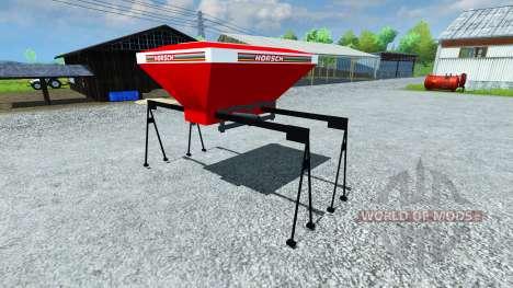 Tank HORSCH für Farming Simulator 2013