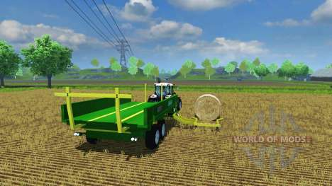 Dolly Sipma WS 6510 Dromader v1.1 pour Farming Simulator 2013