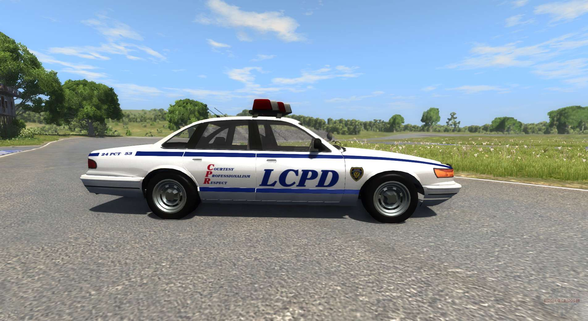 Vapid police cruiser pour beamng drive worldofmods eu car pictures