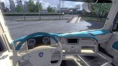 Innenraum für Scania -Strand-