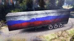 Semi-Remorque Russie