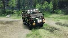 UAZ-3909 off-road-v2.0
