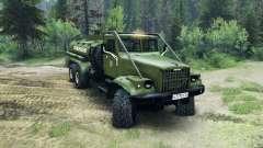 KrAZ-255B AC 8.5 Brennbaren v2.0