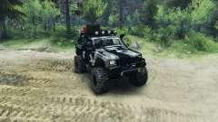 Jeep Cherokee XJ v1.1 Camo