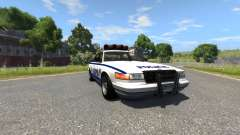 Vapid Police Cruiser