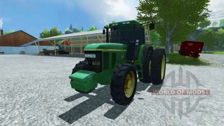 John Deere 7800 pour Farming Simulator 2013