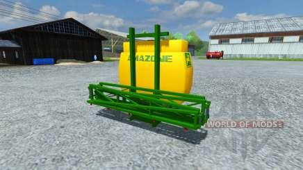 Amazone Streuer v1.1 für Farming Simulator 2013