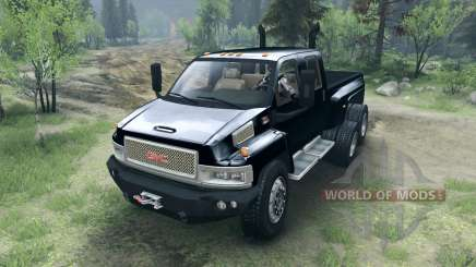 GMC C4500 TopKick 6x6 pour Spin Tires