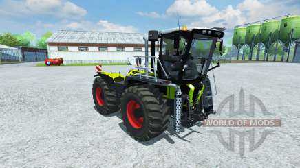 CLAAS Xerion 3800 Saddle Trac pour Farming Simulator 2013