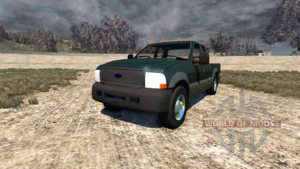 Ford F-250 2004 pour BeamNG Drive
