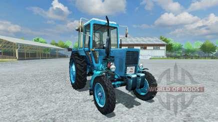 MTZ-80 belarussischen für Farming Simulator 2013