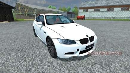 BMW M3 pour Farming Simulator 2013