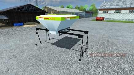 Réservoir CLAAS Xerion 3800 ST pour Farming Simulator 2013