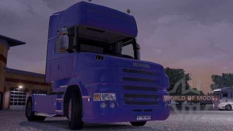 Scania T620 pour Euro Truck Simulator 2