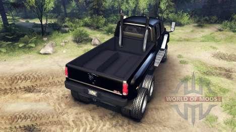 GMC C4500 TopKick 6x6 v1.2 für Spin Tires