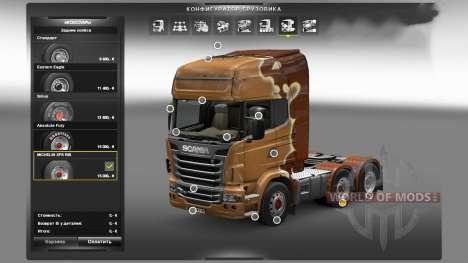 Michelin XPS Rib pour Euro Truck Simulator 2