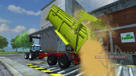 Conow TMK 22 7000 für Farming Simulator 2013