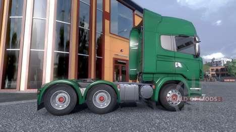 Goodyear Regional RHS II für Euro Truck Simulator 2