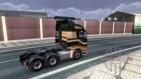 De nouvelles caméras pour Euro Truck Simulator 2