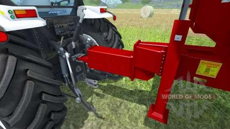 Poignée de main v2.0 pour Farming Simulator 2013