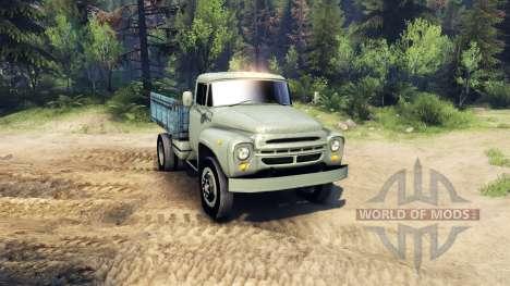 ZIL-130 v1.01 für Spin Tires