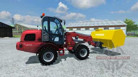 FHERMS für Farming Simulator 2013