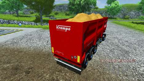 Krampe Bandit SB30 für Farming Simulator 2013