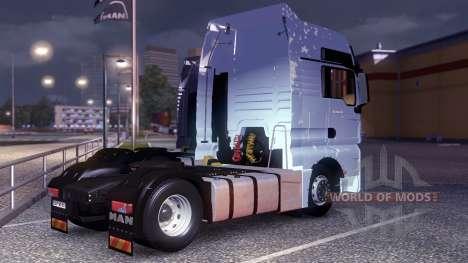 MAN Euro 6 für Euro Truck Simulator 2
