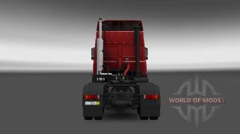 MAZ 5432 v4.0 pour Euro Truck Simulator 2