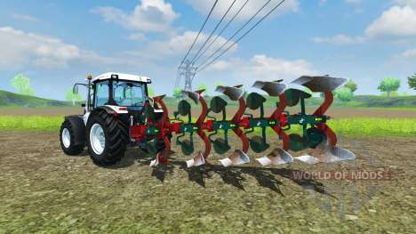 Kverneland RW für Farming Simulator 2013