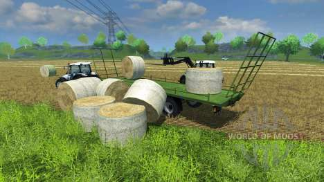 Tucows für Farming Simulator 2013