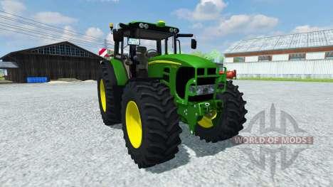 John Deere 753 Premium v2.0 für Farming Simulator 2013