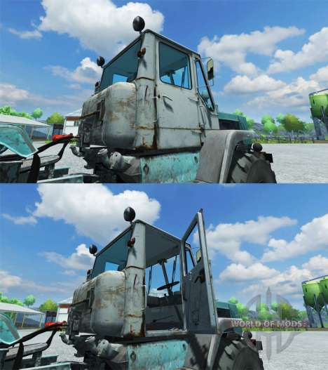 Т-150К Vert pour Farming Simulator 2013
