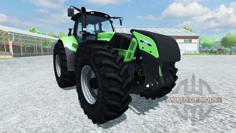 Deutz-Fahr Flex Weight pour Farming Simulator 2013