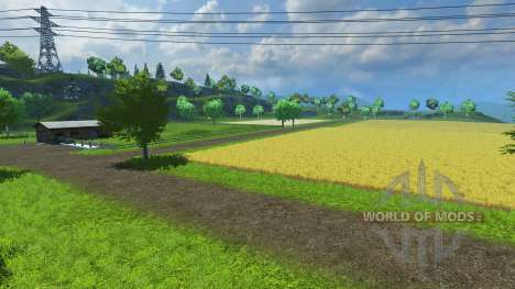 OgM2013 v1.1 Fix pour Farming Simulator 2013