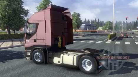 Iveco Stralis 500 für Euro Truck Simulator 2