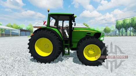 John Deere 753 Premium v2.0 pour Farming Simulator 2013