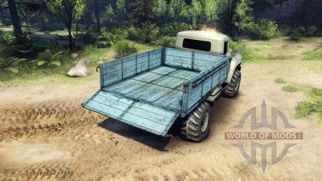 ZIL-130 v1.02 pour Spin Tires
